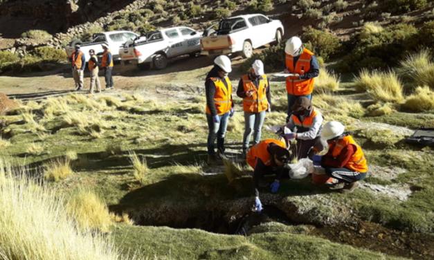 Se realizaron más de 300 inspecciones ambientales en la actividad minera