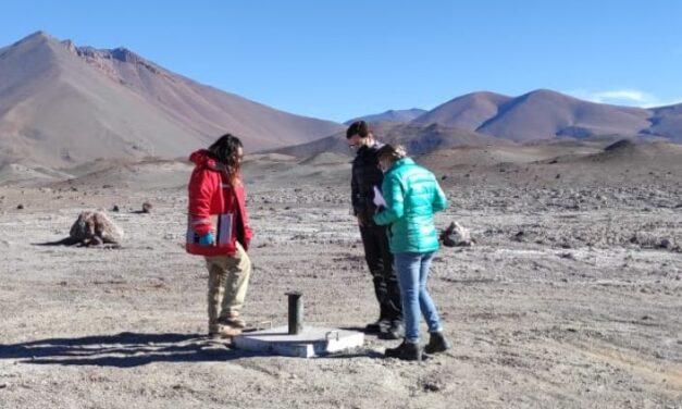 Policía Minera de Salta realizó una inspección técnico ambiental al proyecto Mariana