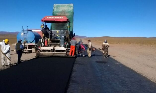 La pavimentación del tramo de la ruta 51 ampliará las oportunidades de desarrollo de la minería salteña