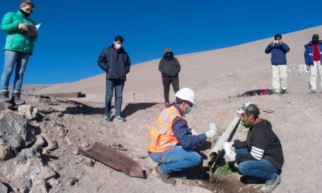 Con destacada participación se realizó el monitoreo ambiental a los proyectos Taca Taca y Vendaval