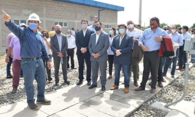 La Estación Transformadora Pichanal beneficiará a la producción del norte provincial