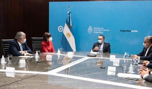 Salta, Jujuy y Catamarca conformaron con la Nación la Mesa Nacional del Litio
