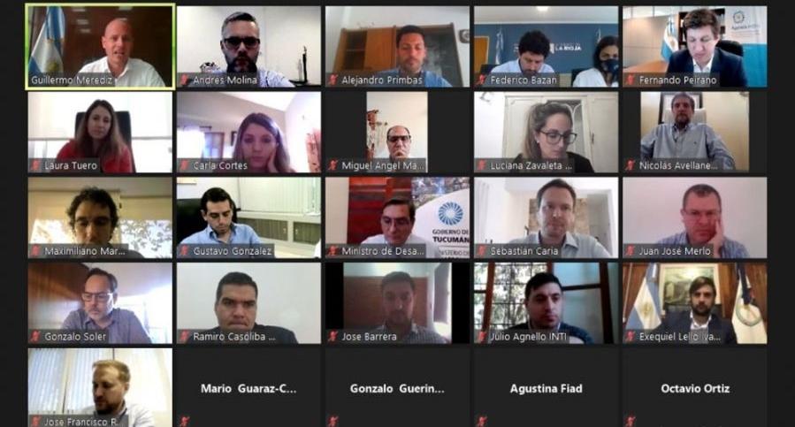 Salta participó de una jornada virtual de Pymes en el Noroeste Argentino