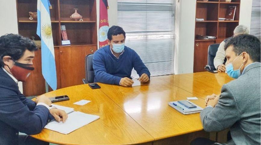La empresa Tecpetrol eligió a Salta para invertir en minería