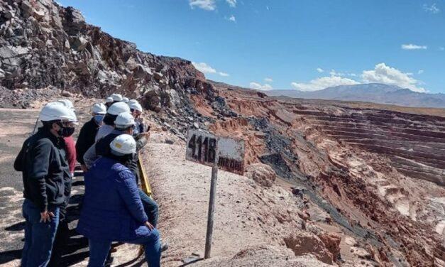 En Salta se incrementó la tasa de empleo minero en más de un 90%