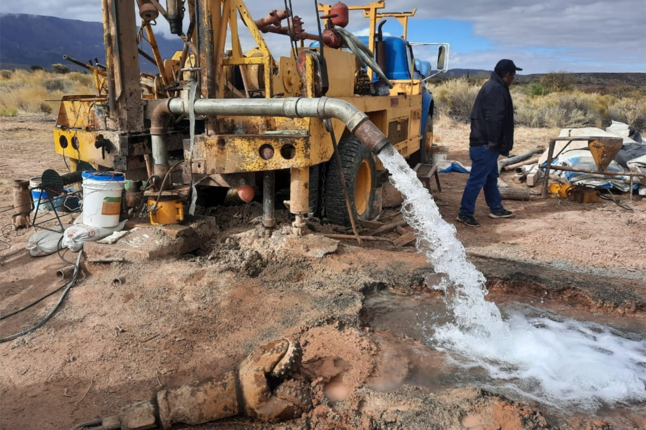 Un nuevo pozo de agua abastecerá a más de 260 viviendas en Payogasta