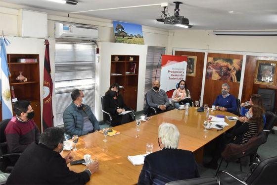 La Mesa Interministerial trabaja para lograr acuerdos con ONGs y comunidades Ministerio de Producción y Desarrollo Sustentable Noticias de Salta Desarrollo Sustentable