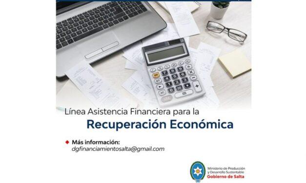 Nueva línea de asistencia financiera para el sector comercial