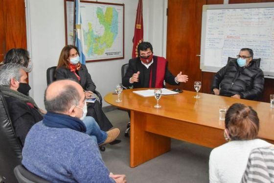 Continúa el diálogo con referentes de entidades asociadas a las Cámara Regional de la Producción