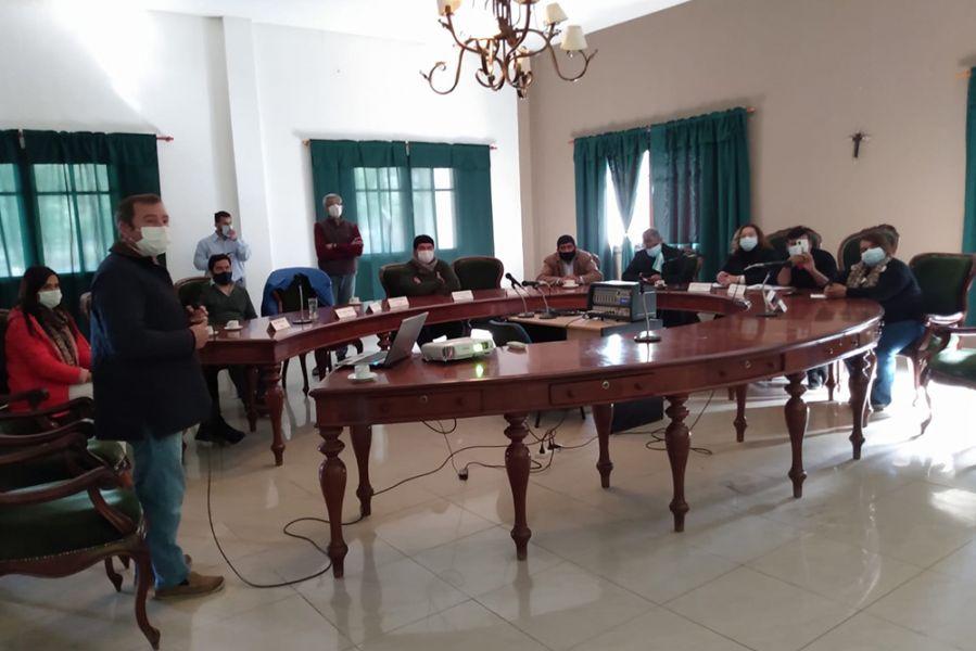 Concejales de Orán se interiorizaron sobre los beneficios del Consorcio de residuos Norte II