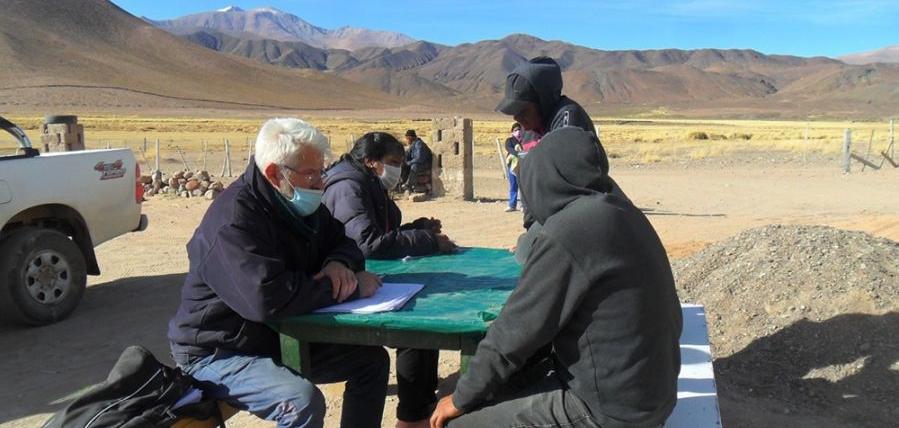 Analizan medidas para mejorar la actualidad socioproductiva en Los Andes y Rosario de Lerma