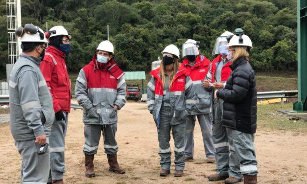 Evalúan el fortalecimiento productivo en la cuenca hidrocarburífera del norte provincial